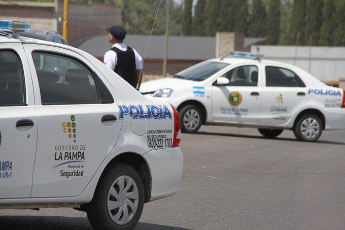 #GeneralPico | Una mujer realizó disparos con un arma de fuego en una vivienda de Barrio Rucci y es buscada por la policía