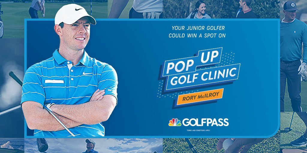 Nominate a junior golfer to attend a Golf Clinic with me at Holywood Golf Club golfpass.co.uk/meet-and-compe…