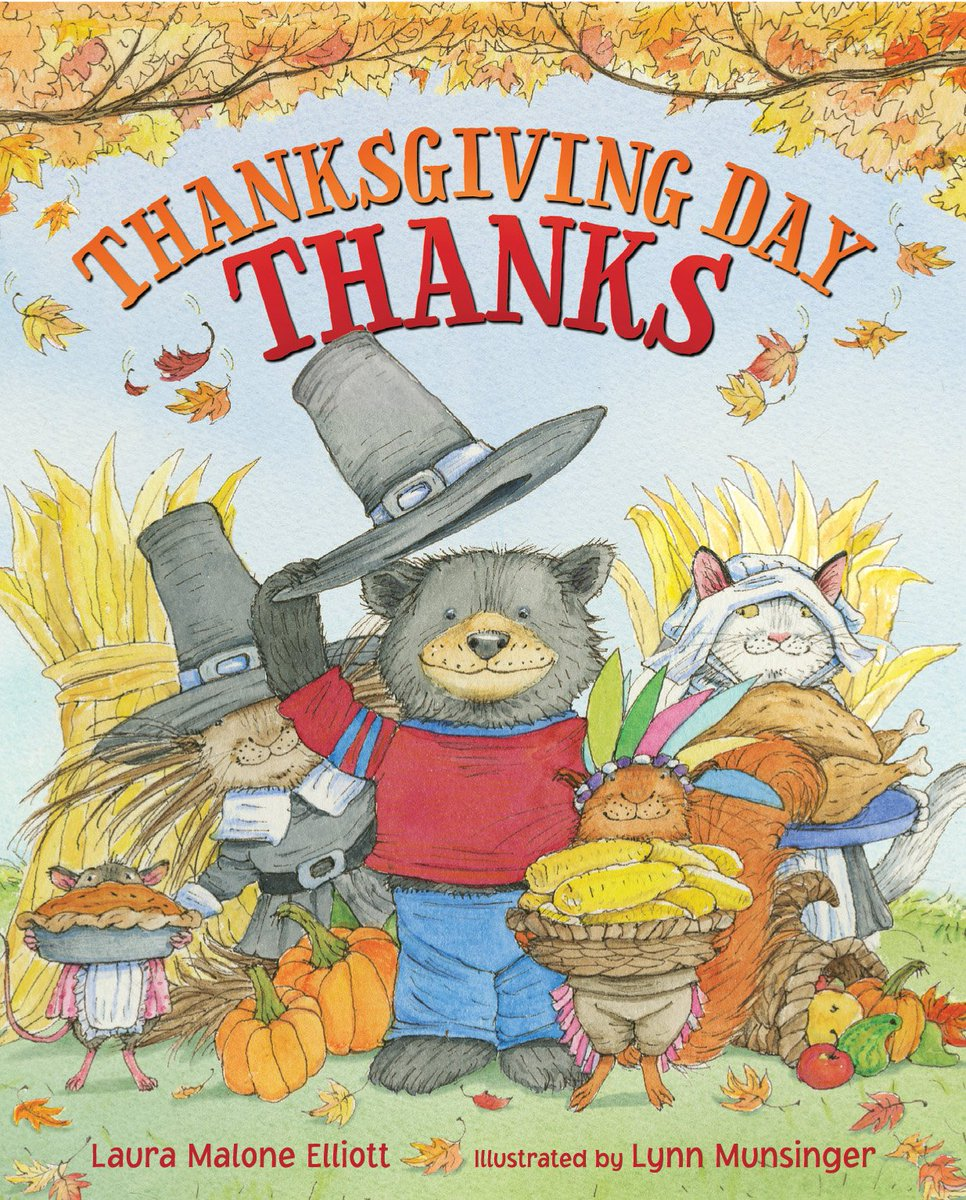 I've been so happy & THANKFUL seeing all the teachers talking about using THANKSGIVING DAY THANKS with their classes, leading up to this fav. holiday. @KTegenBooks #kickinitinkindergarten #thanksgivingbooks  #thanksgivingcraftsforkids #thanksgivingintheclassroom #Thanksgiving<br>http://pic.twitter.com/ggs9BdTr6G