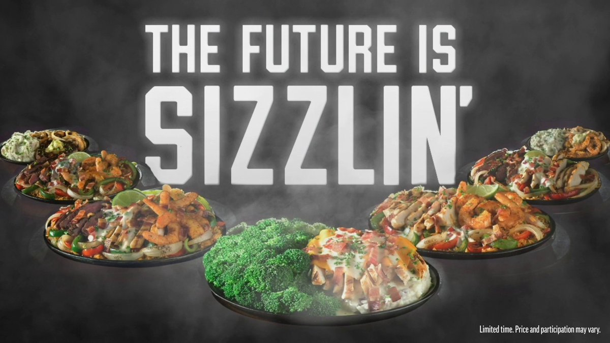 Image for the Tweet beginning: The Sizzle has arrived. New