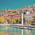 Image for the Tweet beginning: Rijeka will be the Capital