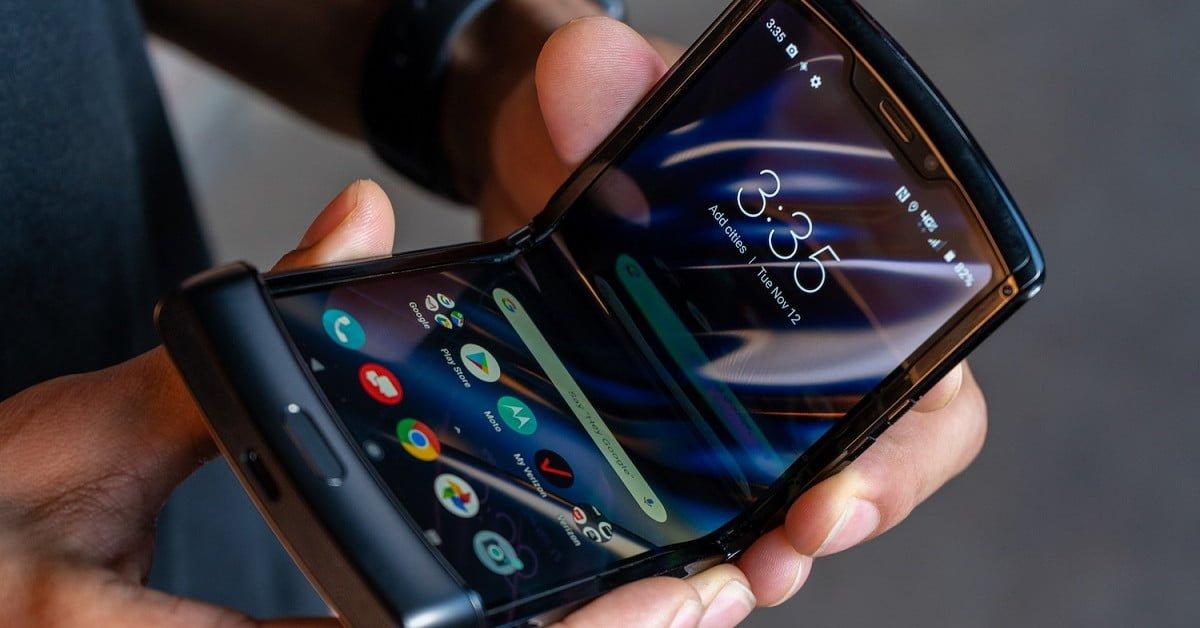 Motorola Razr vs. #Samsung #Galaxy Fold: la batalla de los plegables