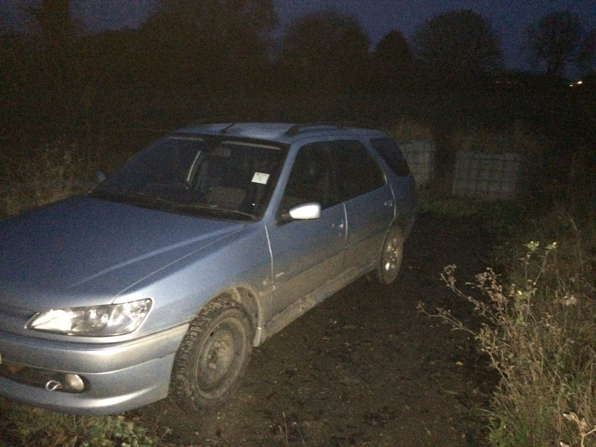 Following a report of hare coursing this vehicle has been seized. If the owner would like it back they need to attend at the police station to answer some questions. #opgalileo<br>http://pic.twitter.com/coKEcVH5hI