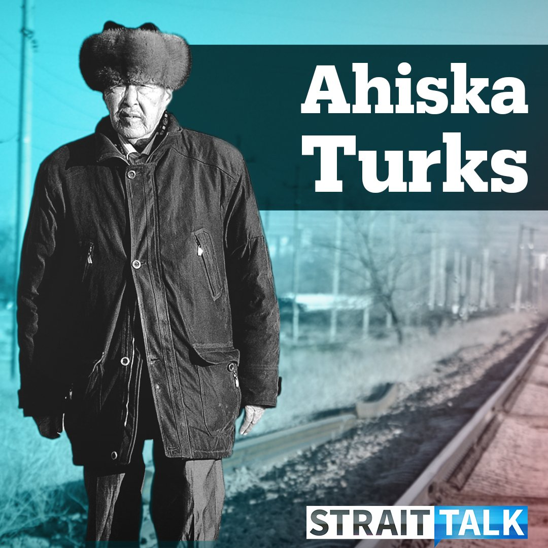 Humans, they threw humans off the train. Balabek Merden recounts the mass deportation of Ahiska Turks under Soviet leader Joseph Stalin. Watch the full documentary: youtu.be/mCNNLp_C7_E