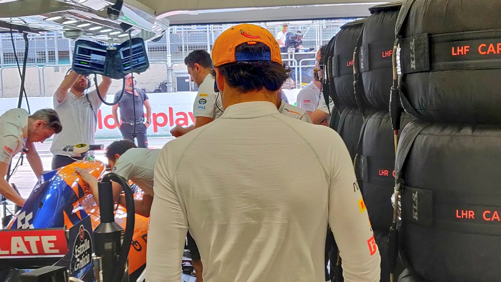 Vamos! 👊🌶️  #BrazilGP 🇧🇷 https://t.co/OmyF0WKXs9