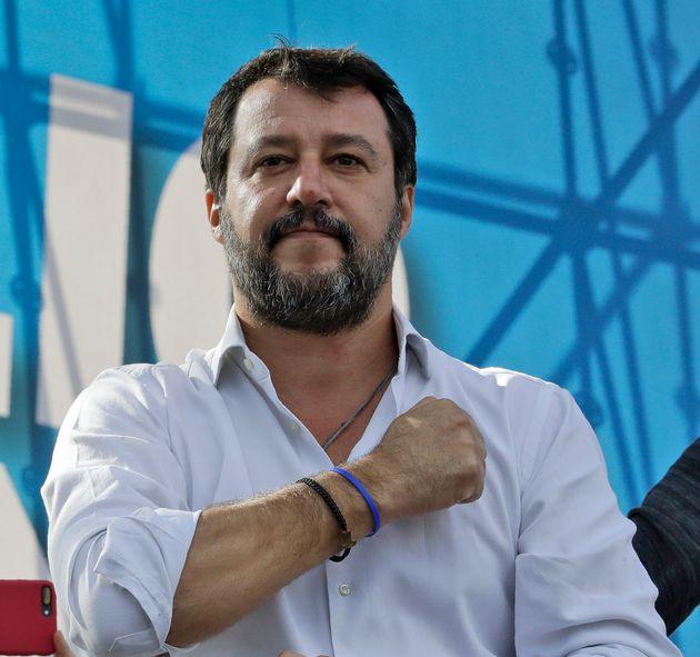 #SalviniPrometteCose