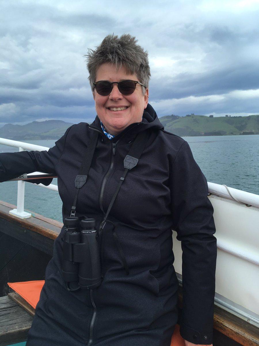 Happy Kiwi Birthday to @ProfJoSharp. Light of my life.