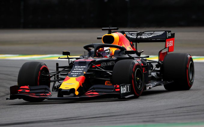 #Fórmula1 | Verstappen se adueñó de la pole position en Brasil