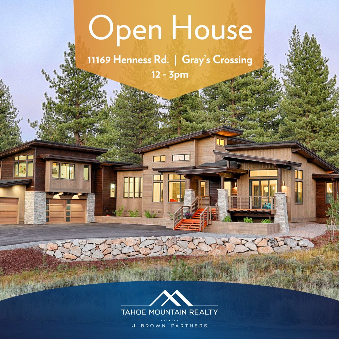 Open House today from 12 - 3pm at 11169 Henness Road in Gray's Crossing. 4 bed   2.5 bath   3,120 SF.