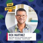 Image for the Tweet beginning: Meet Rick Martinez! 👋 Rick
