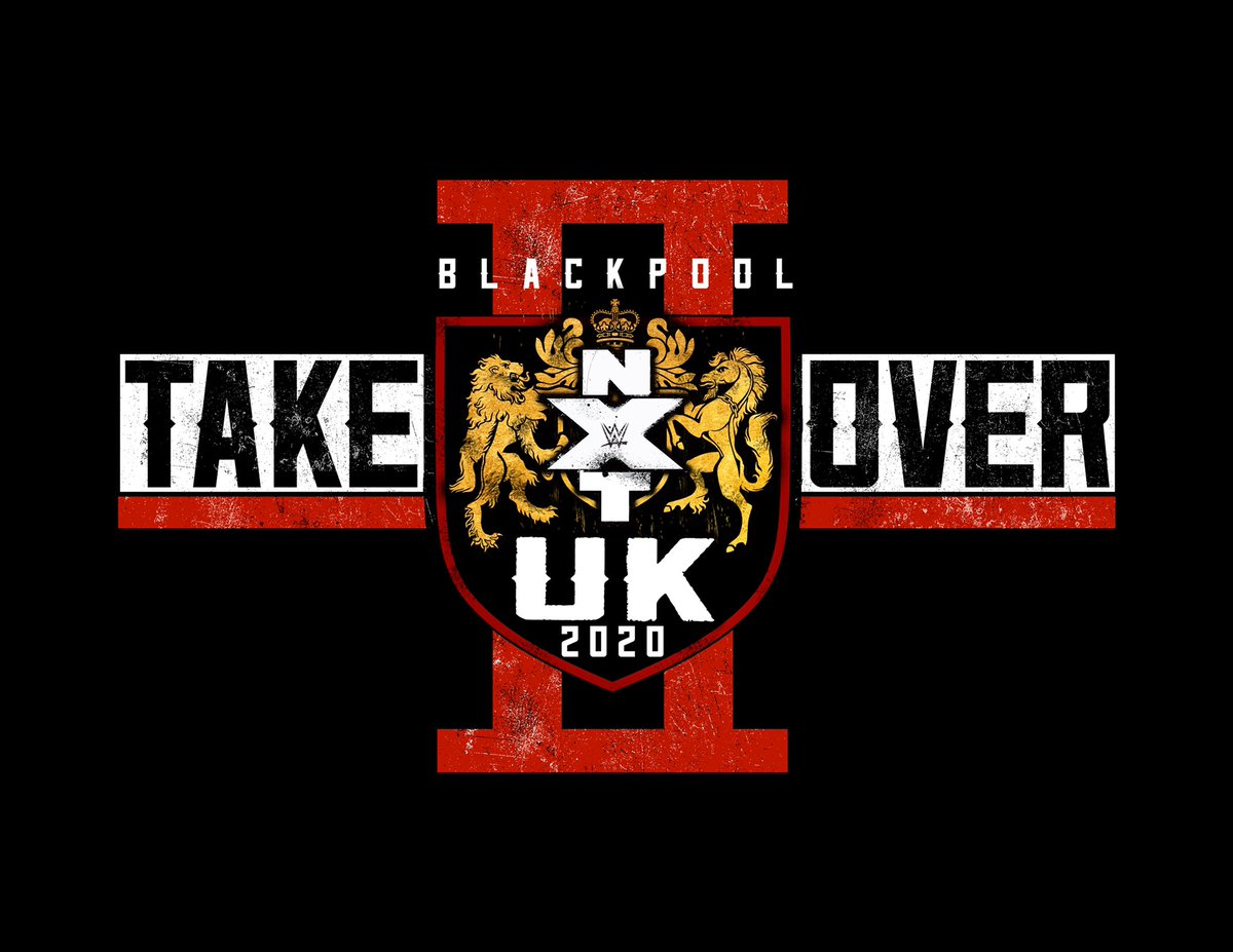 In the same building @NXTUK was born. In the place you created a new brand......your brand. The Empress Ballroom. @WGEmpress Blackpool, England. #NXTUKTakeOver: Blackpool II. Streaming LIVE on @WWENetwork Sunday, January 12. Tickets on sale MONDAY 10am GMT. #WeAreNXTUK