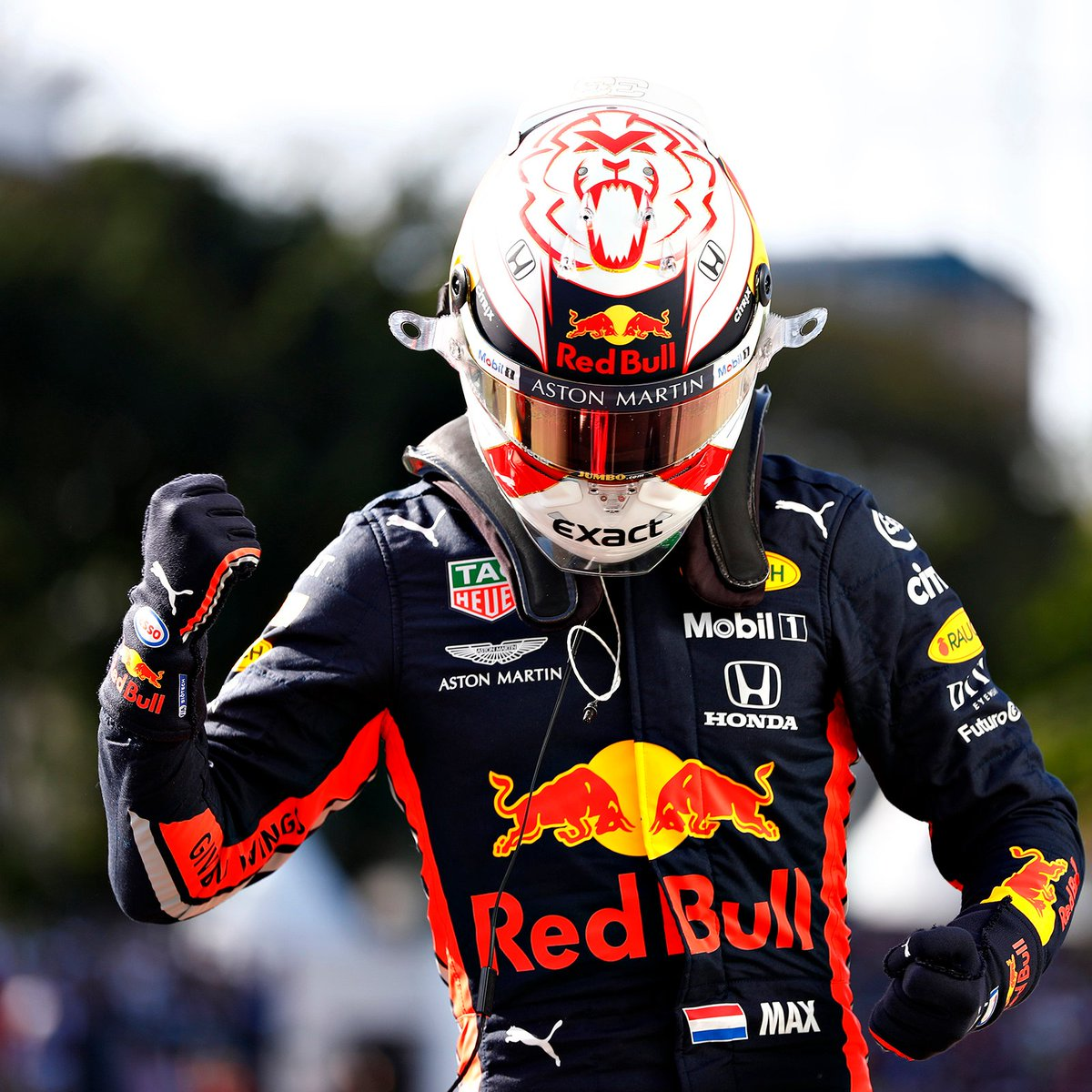@Max33Verstappen's photo on #BrazilGP