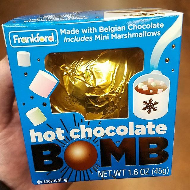 Candy Hunting On Twitter Hot Chocolate Bombs Bath Bombs