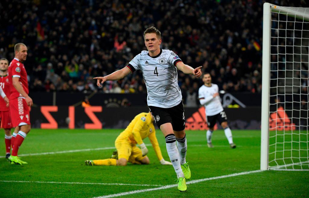 Отбор к Евро-2020. Германия вышла на первое место в группе, разгромив Беларусь - изображение 1