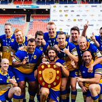 Congrats to @TheParraEels for winning the Legends of League Tournament with a thrilling 8-6 victory over the @NRL_Bulldogs in the final.