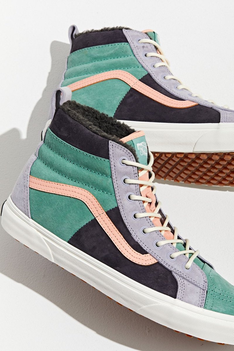weather resistant + warm Sk8-His you know and love from @VANS_66 bddy.me/2QnVVYb
