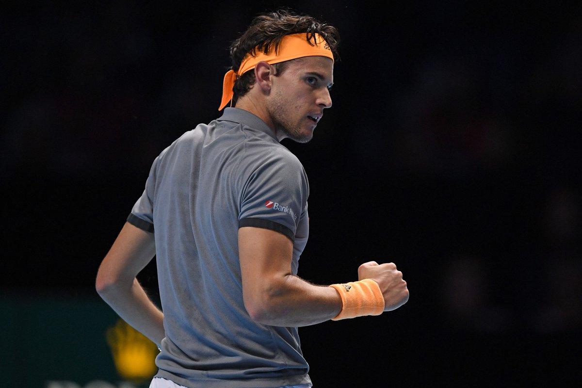 ATP Finals. Тим обыгрывает Зверева и выходит в финал турнира