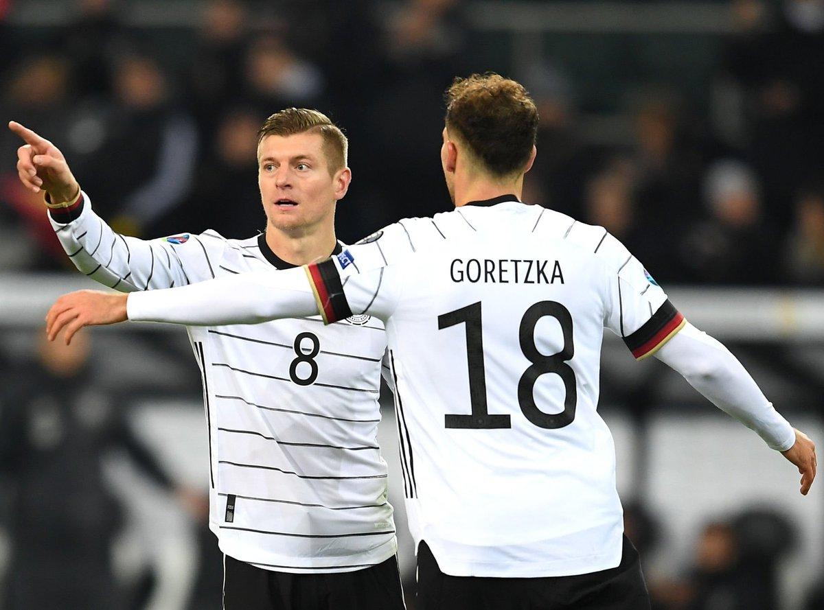 ไฮไลท์ฟุตบอล ยูโร รอบคัดเลือก เยอรมนี - เบลารุส