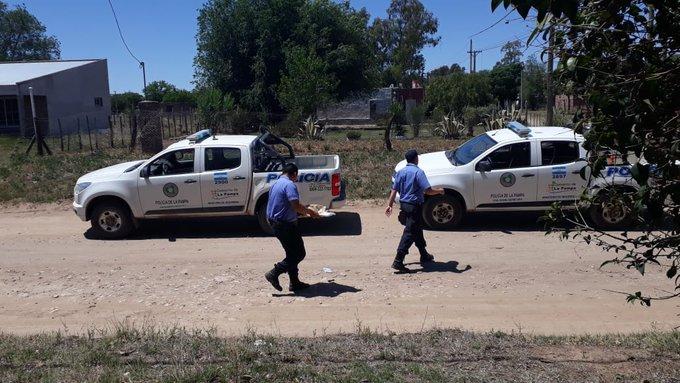 #Región | Múltiples allanamientos por abigeato: Detuvieron a cinco hombres en Colonia Barón y uno de ellos fue trasladado a General Pico