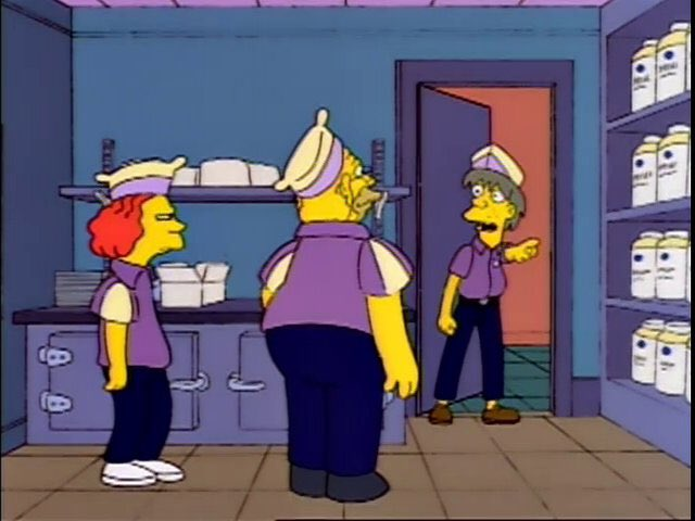"""We need some more secret sauce, put this mayonnaise in the sun."""""""