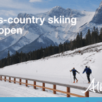 Image for the Tweet beginning: Canmore Nordic Centre Provincial Park
