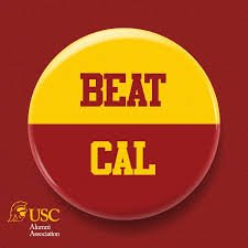 Go Trojans! Game starts at 8pm PST