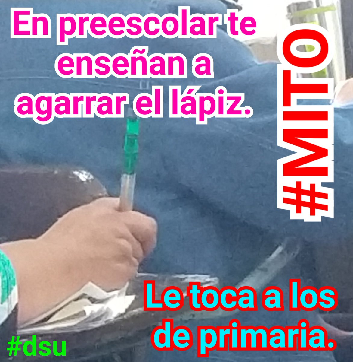 @SEP_mx @emoctezumab   #Mito VS #Realidad No conocen el arduo trabajo en el aula con todos y cada uno de los alumnos en la #EducaciónBásica