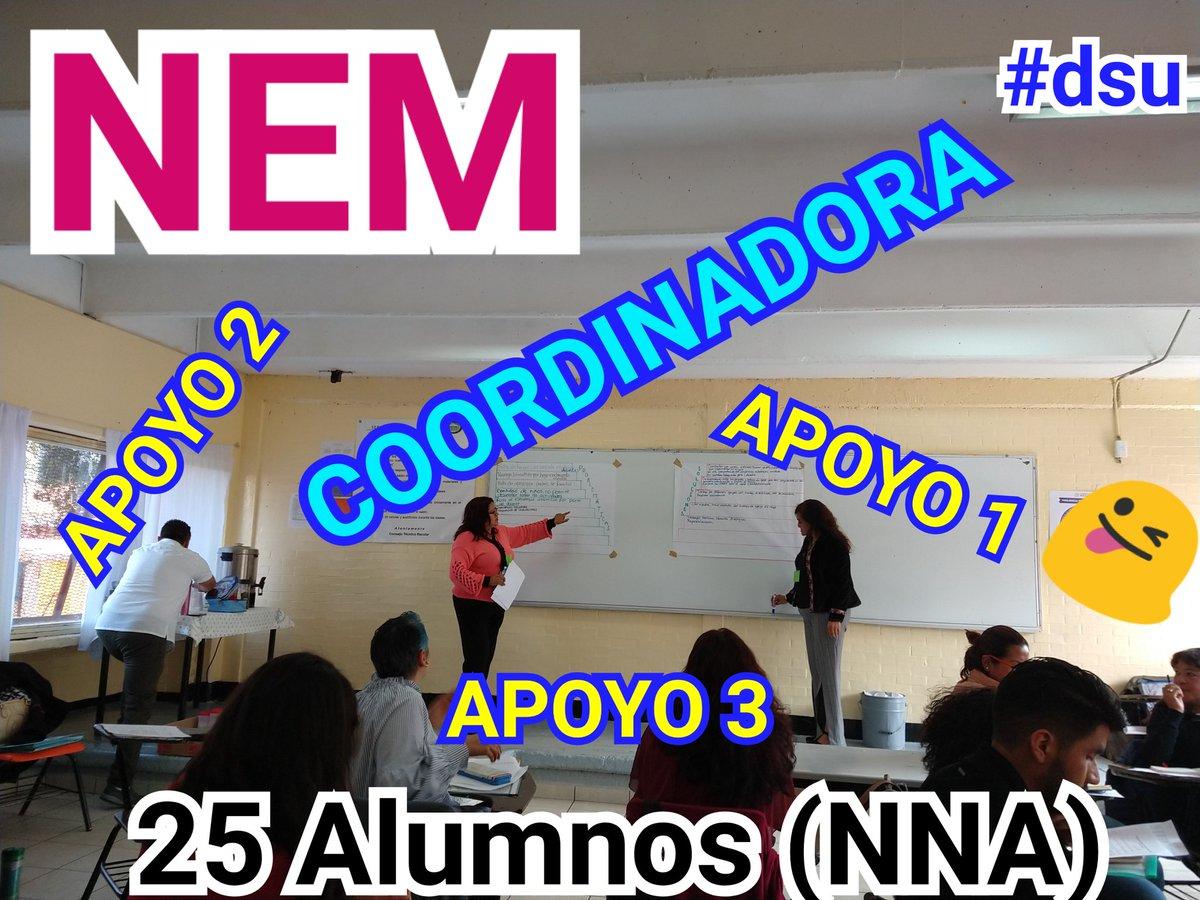 #NEM @emoctezumab @SEP_mx @lopezobrador_  Sí tan solo tuviéramos un apoyo, los recursos y grupos pequeños, entonces y luego entonces, el artículo 3 constitucional estaría en vías de cumplirse. Resultados de la #2aCTE #EntreNiveles #EducaciónBásica