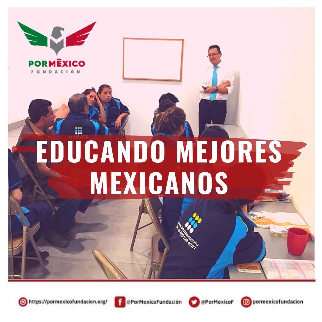 ¡No dejes pasar más tiempo para retomar tus estudios!   Acércate a #FundaciónPorMéxico, accede a los cursos que #Cisco y #MicrosoftMéxico tienen para ti.   De igual forma, podrás obtener tu certificado de #EducaciónBásica completamente #GRATIS.