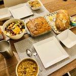 アメリカ文化「ミールトレイン」!産後忙しいご家族に食事を届ける素晴らしい文化!