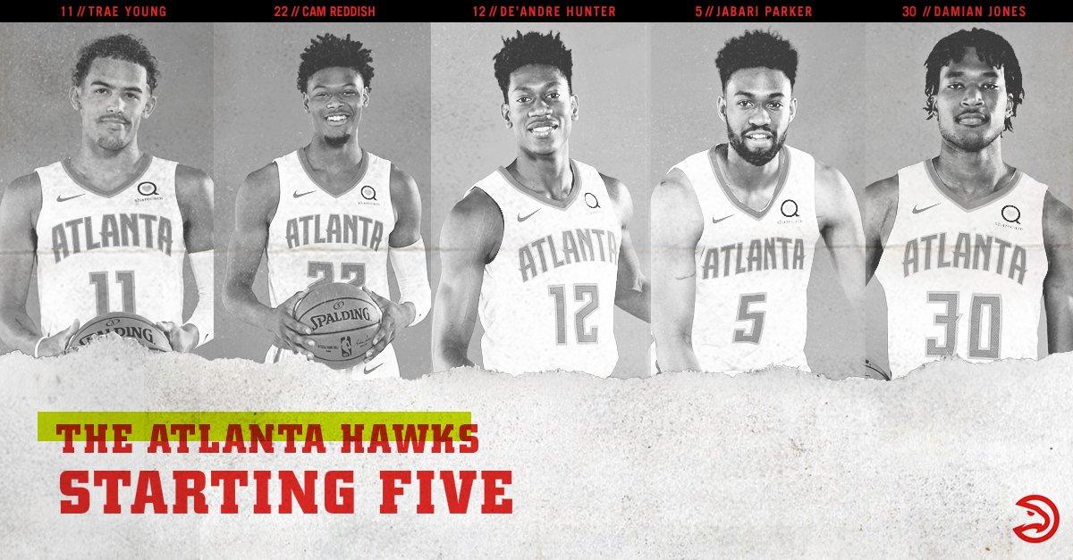 Atlanta Hawks @ATLHawks