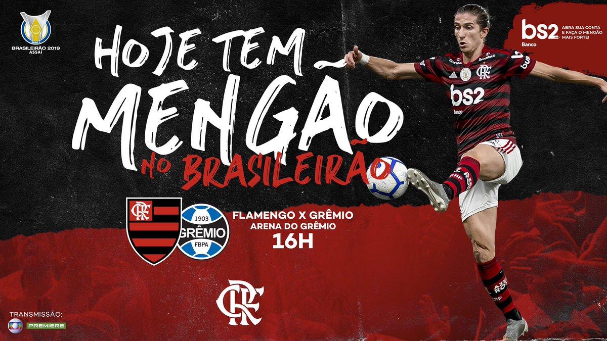 @Flamengo's photo on O Grêmio
