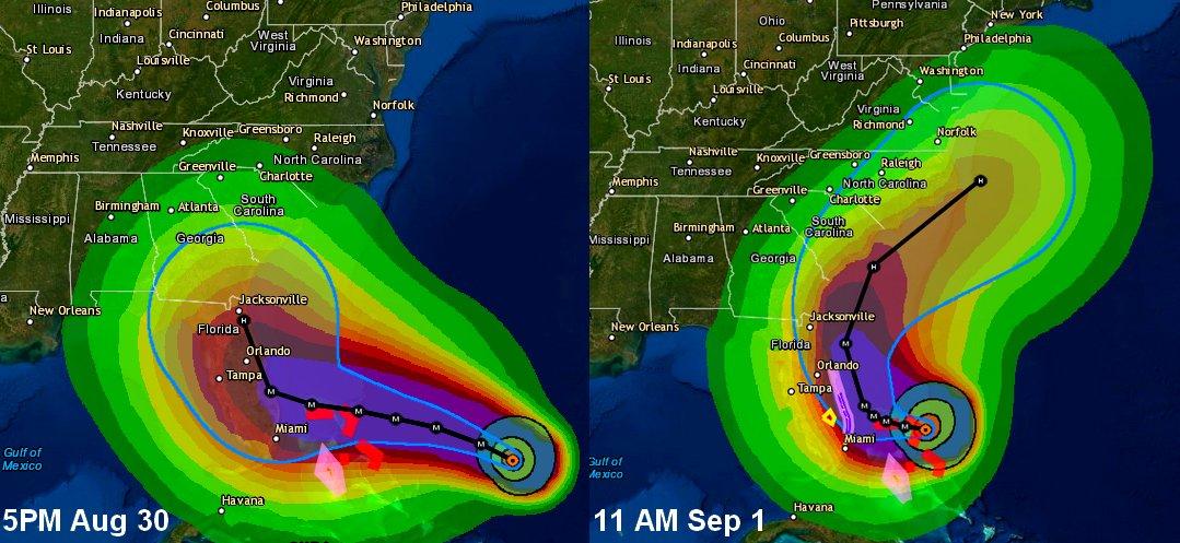 Hurricane Dorian: Science and Politics #hurricanedorian #science #politics https://ratioscientiae.weebly.com/ratio-scientiae-blog/hurricane-dorian-science-and-politics…