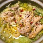 冬に絶対食べたくなる!?「洋風レタス鶏鍋」の作り方!
