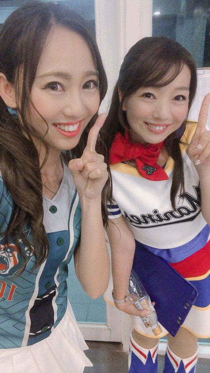 つば九郎が12球団イチと手腕を認めた千葉ロッテMCこなつお姉さんが結婚 ...