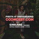 Image for the Tweet beginning: Este domingo 17/11 la promotora