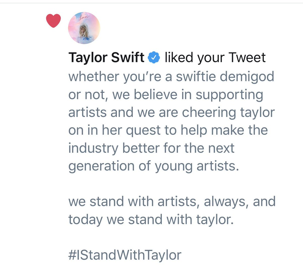 stay cool, demigods, stay cool. #IStandWithTaylor  @taylorswift13 you have an open invitation to camp half-blood anytime you wish.  https:// twitter.com/ltmusical/stat us/1195158795208531968  … <br>http://pic.twitter.com/BLf1gUUunn