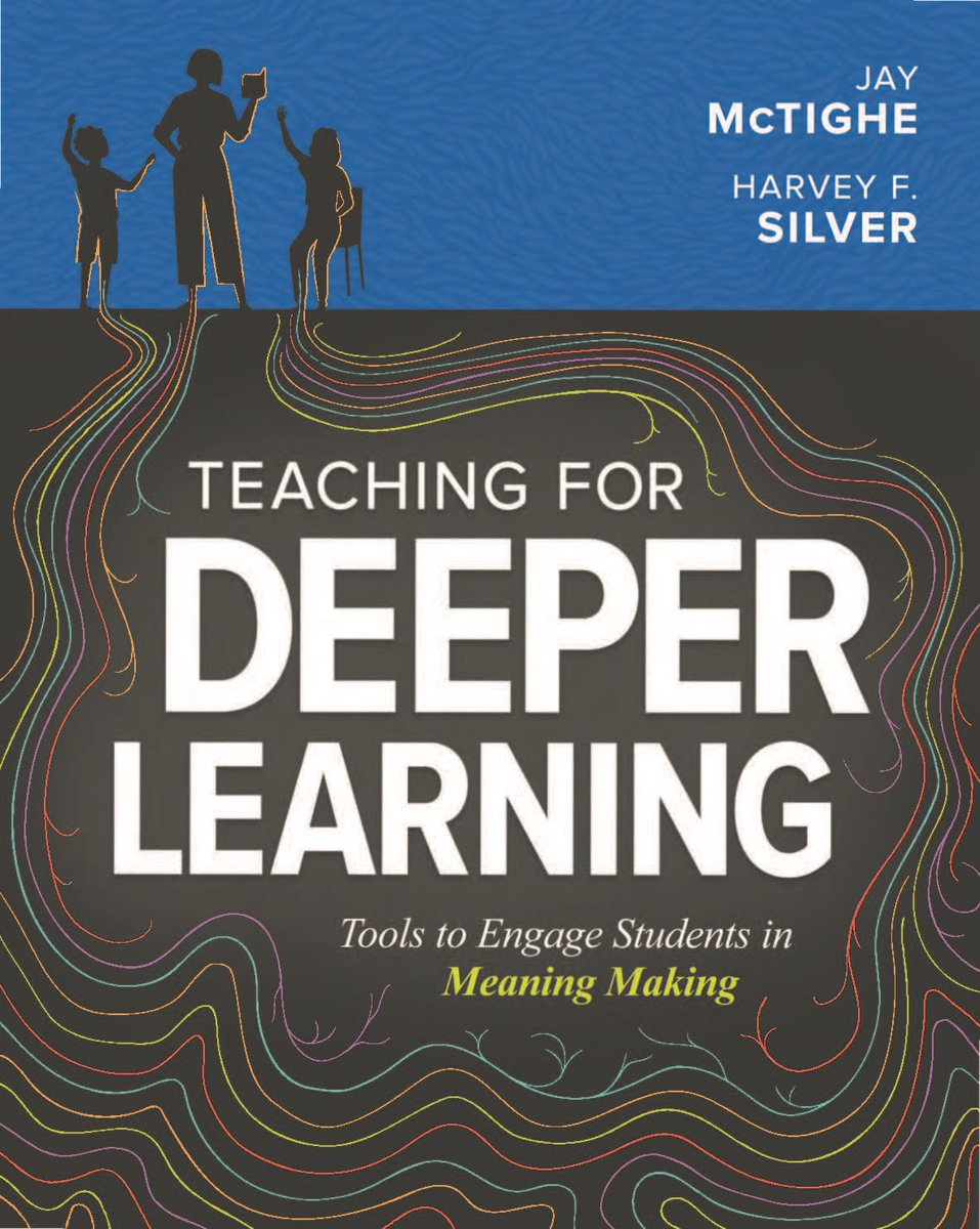 Our new book, Teaching for Deeper Learning: Tools to Engage Students in Meaning Making, provides a large collection of practical and proven tools and associated strategies (for both teachers and students) to support deep learning for understanding.
