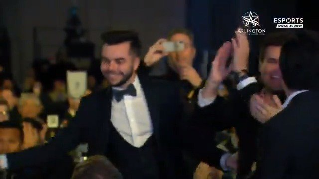 Congratulations to our Founder and CEO @Nadeshot for winning the Esports Personality of the Year at the @esportsawards! 🏆 #100T