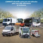Image for the Tweet beginning: Venez rencontrer @CARWATT_SAS au @salondesmaires