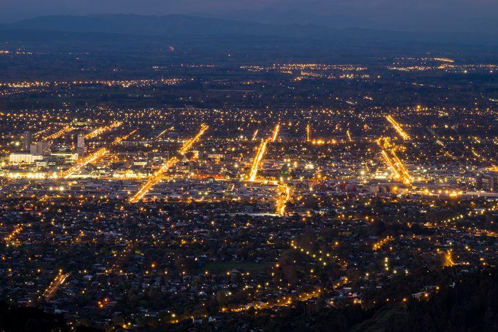 Efectos negativos de la contaminación lumínica.