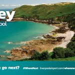 Image for the Tweet beginning: Visit Jersey from Liverpool with