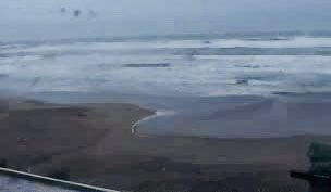 #MeteoLive #albaadriatica #alfarobeach  ore 14.00  Altezza d'onda mt 2 energia di moto ondoso 533 kJ