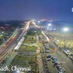 Image for the Tweet beginning: Did you know?  Marina Beach in