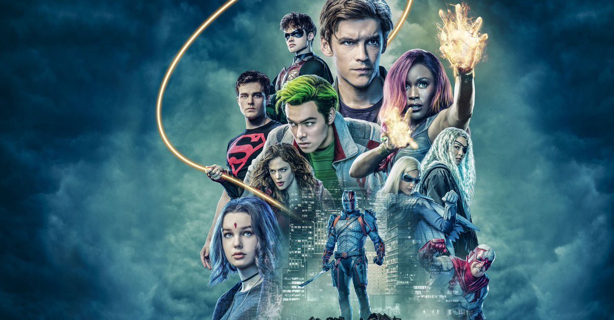 Sloppy Spoilers is back! This time, @DT2ComicsChat jumps in to talking about Titans Season 2 Episode 10.  #Titans #DCUniverse #UCPN #Podcast   http://ow.ly/GymC50xcUL5pic.twitter.com/sRiNHdYLDE