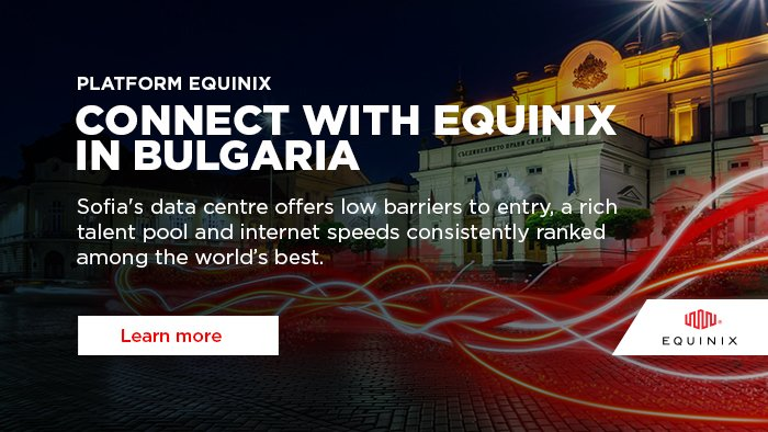 With our interconnected data centre framework, businesses in Bulgaria can benefit from connection to thousands of customers and partners that offer network dense connectivity and multiple #cloud services: http://ow.ly/Wk3U50xa6Cx #EquinixSofia