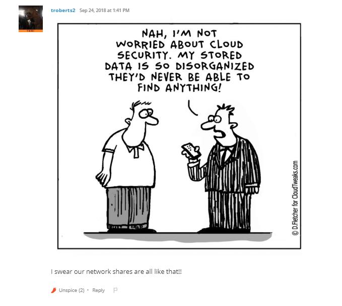 #Cloud #Security