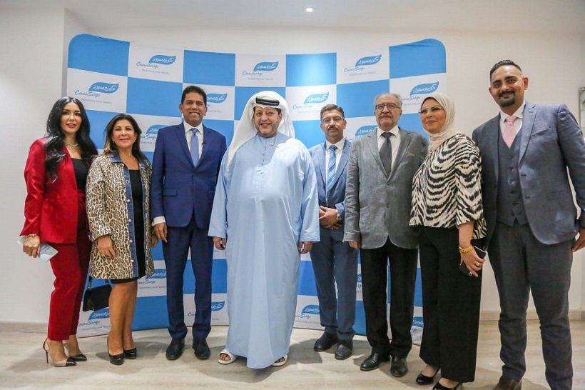 @CosmeSurge opens its 17th clinic in the #UAE#dubai #healthcarenews #HealthCareForAll #healthcaretrends https://mediworldme.com/cosmesurge-opens-its-17th-clinic-in-the-uae/…