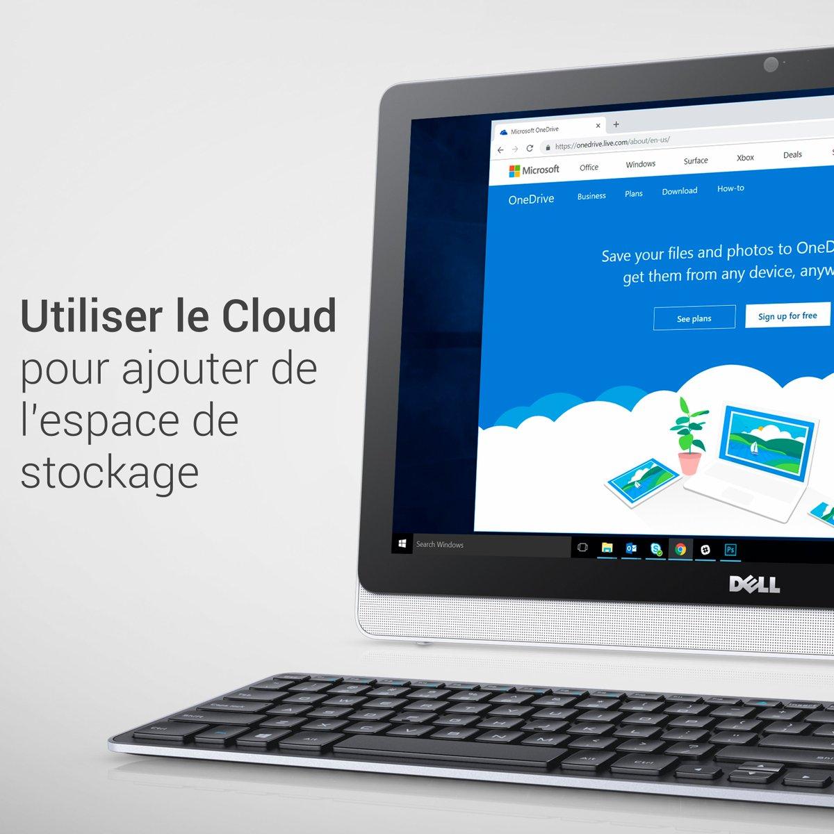 Vous manquez d'espace pour stocker des fichiers sur votre #DisqueDur ? Vous devriez envisager de stocker vos fichiers dans le #Cloud ☁ Voici comment cela fonctionne 👇 N'hésitez pas à partager ce contenu avec vos amis !