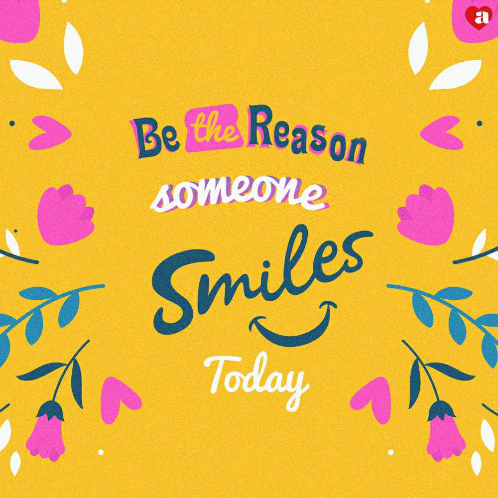 Be the reason behind someone s smile . ArchiesOnline Sunday Smile BeHappy https t.co nIUkYv0As0